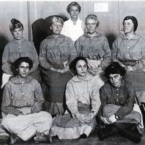 Founding Feminists: March 4, 1918