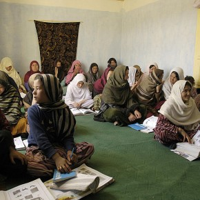 Shoulder-to-Shoulder: Hope for Afghan Women
