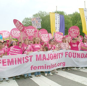 Founding Feminists: March 24, 1972