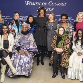 US Honors Afghan Doctor as an International Woman of Courage