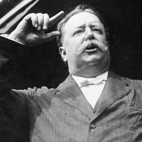 April 14, 1910: President Taft Receives Mixed Greetings at NAWSA Convention