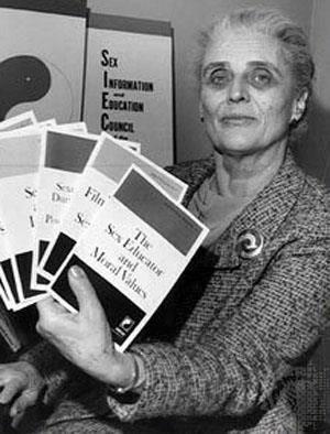 Dr. Mary Calderone