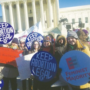 I Loved My Feminist Majority Foundation Internship - Here's Why