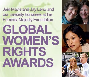 Join Us At the Global Women's Rights Awards!