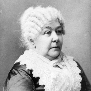May 7, 1894: Elizabeth Cady Stanton and Harriot Stanton Blatch Lead Mass Suffrage Meeting
