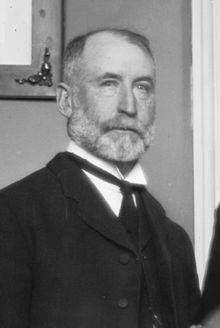 William Jay Gaynor, Mayor of New York since January 1, 1910
