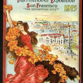 May 8, 1915: Suffrage Promoted at Panama-Pacific International Exposition