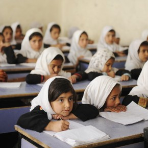 We Must Keep the Momentum Strong for Women and Girls' Education in Afghanistan