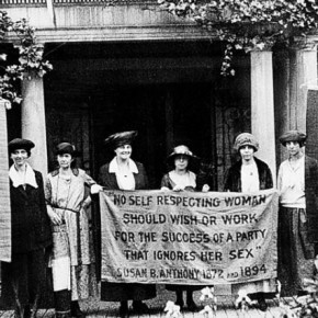 June 3, 1920: Suffragists to Protest Republican National Convention