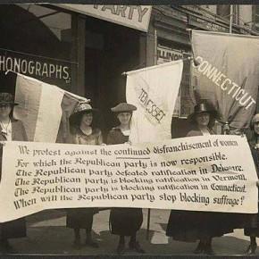 June 6, 1920: Republican National Convention Picket Plans Underway
