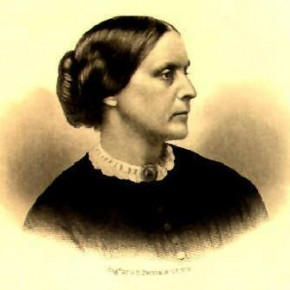June 19, 1873: Susan B. Anthony Advocates for Suffrage While On Trial for Voting