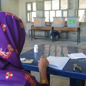 High Turnout in Afghanistan's Presidential Runoff Election