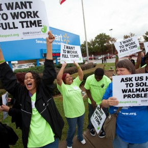 Walmart Employees Strike Nationwide to Demand Higher Wages