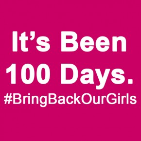 100 Days Later, Groups Rally for Nigeria to Bring Back Kidnapped Schoolgirls