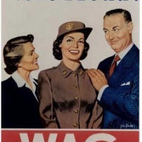 July 25, 1946: Legislation Would Make Women's Army Corps Permanent