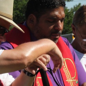 North Carolina Mayor Journeys 273 Miles for Medicaid Expansion
