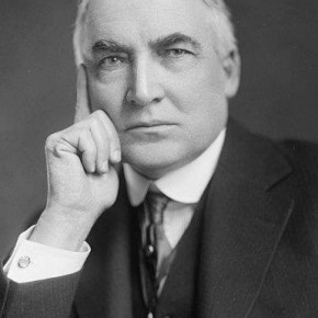 July 14, 1920: Harding Caves to Suffragist Criticism