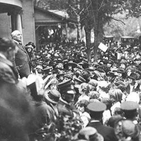 July 22, 1920: Suffragist Demand More Action from Harding