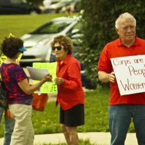 Supreme Court Decision in Hobby Lobby Case Values Corporations Over Women