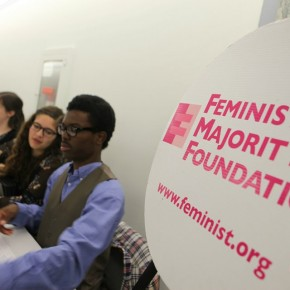"""From Passion to Progress"" Briefing Brings Together Feminist Leaders and Hundreds of Young Activists"