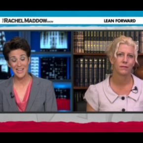 WATCH: Rachel Maddow Talks Anti-Choice Extremism with FMF's National Clinic Access Project Director
