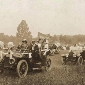 July 31, 1913: Suffrage Procession Takes Hyattsville By Storm