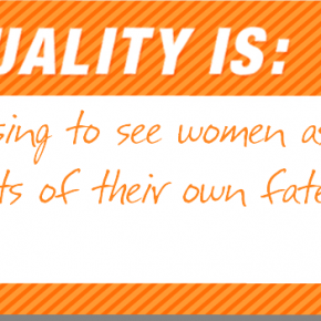 Women from Around the Globe are Imagining Equality. Will You?