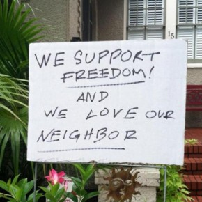 In New Orleans, Neighbors are Rallying to Stand By Their Doctor