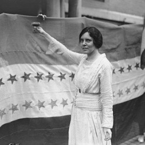 August 19, 1920: Suffragists Show Appreciation to Supportive Legislators After Historic Victory