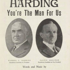 August 5, 1920: Harding Will Fight for Suffrage With Party Members