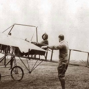August 1, 1911: Harriet Quimby Makes History as First Woman Pilot