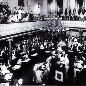 August 13, 1920: Suffrage Passes in Tennessee Senate, Moves On to House