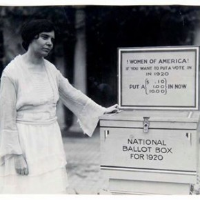 August 14, 1920: Suffragists Keep the Heat on Tennessee House