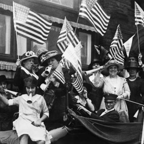 August 28, 1920: Whistles and Bells Sound at Celebrations Across the Nation for Suffrage