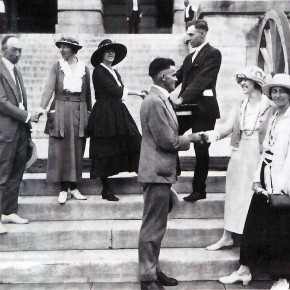 August 18, 1920: Suffrage Is, At Last, The Law of the Land!