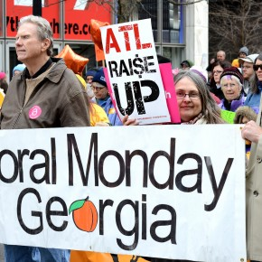 "Moral Mondays Movement Expands to Other States for the ""Moral Week of Action"""
