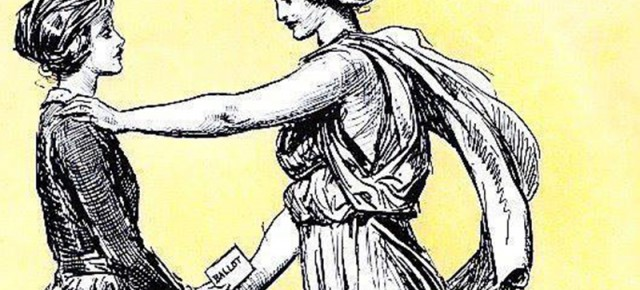 August 26, 1920: Victory At Last for Woman Suffrage!