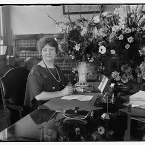 September 25, 1932: Women Fight Back Against Cutback Legislation
