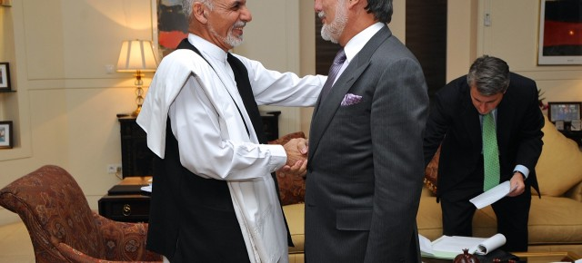 New President and National Unity Government Announced in Afghanistan
