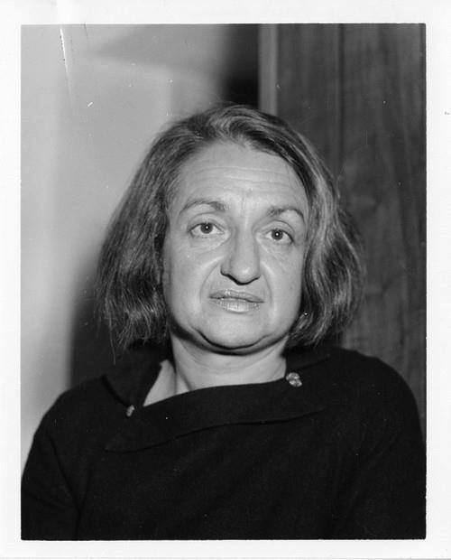"Betty Friedan, author of ""The Feminine Mystique,"" and NOW's first, and so far only, president."