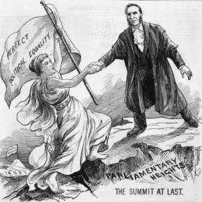 September 19, 1893: Women in New Zealand Win Suffrage!