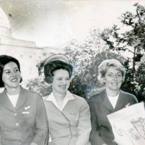 September 2, 1965: Stewardesses Fight Discrimination in Congressional Hearing