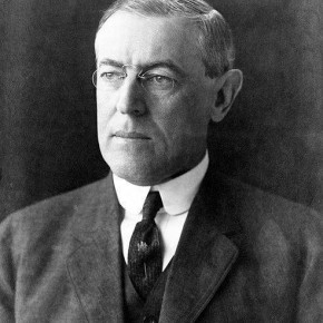 September 30, 1918: President Wilson Speaks Out in Congress for Woman Suffrage