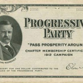 September 9, 1912: Theodore Roosevelt Urges Washington Women to Vote Progressive