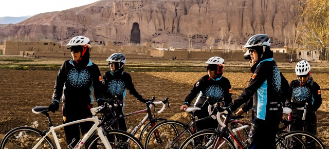 Wheels in Motion: Meet Afghanistan's First All-Woman Bicycling Team