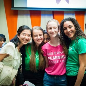 Girl Activists Spoke Out at the United Nations on International Day of the Girl