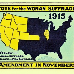 Today in 1915: NYC Suffrage Parade Expected to Include 45K+ Supporters