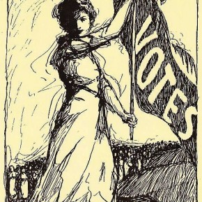 Today in 1915: Alice Paul Speaks Out on a Suffrage Defeat in New Jersey