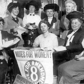 October 6, 1911: As California Suffrage Vote Nears, Activists Remain Positive