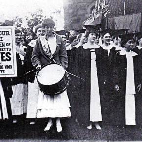 Today in 1915: Suffragists Across the East Coast Are Ready to Fight for the Vote